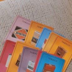 Coleccionismo Calendarios: LOTE 12 CALENDARIOS PORTUGUESES DE CALENDETOPE. LISBOA. 1986.NUMERADOS DEL 1 AL 12. Lote 224741245
