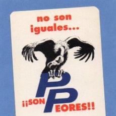 Collectionnisme Calendriers: CALENDARIO DE PUBLICIDAD 2000 - UNIFICACIÓN COMUNISTA DE ESPAÑA. Lote 225960260