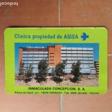 Coleccionismo Calendarios: CALENDARIO FOURNIER ASISA AÑO 1991. Lote 226064222