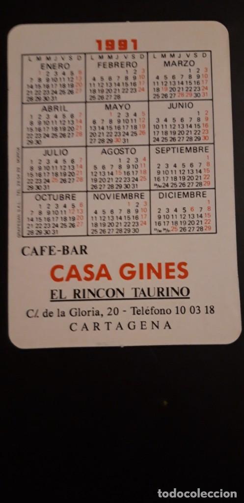 Coleccionismo Calendarios: *1 CALENDARIO DE ** .ANTONIO MONDEJAR ** .AÑO 1991 ** - Foto 2 - 226139705