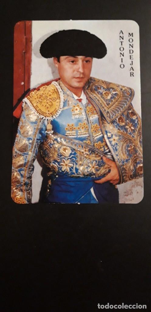 *1 CALENDARIO DE ** .ANTONIO MONDEJAR ** .AÑO 1991 ** (Coleccionismo - Calendarios)