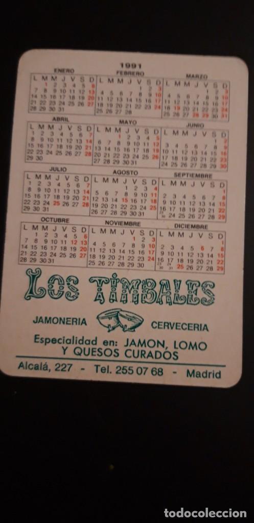 Coleccionismo Calendarios: *1 CALENDARIO DE ** JOSELITO. NIÑO DE LAS VENTAD ** .AÑO 1991 ** - Foto 2 - 226140025