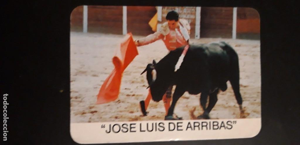 *1 CALENDARIO DE ** JOSE LUIS ARRIBAS ** .AÑO 1991 ** (Coleccionismo - Calendarios)