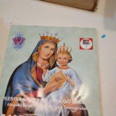 Coleccionismo Calendarios: G-58 CALENDARIO 2011 NUESTRA SEÑORA DEL SAGRADO CORAZON. Lote 226147035