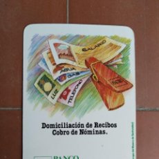 Coleccionismo Calendarios: CALENDARIO BANCO COMERCIAL ESPAÑOL AÑO 1982. Lote 226824245