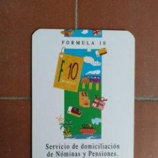 Coleccionismo Calendarios: CALENDARIO CAJA DE AHORROS DE AVILA AÑO 1996. Lote 226824445