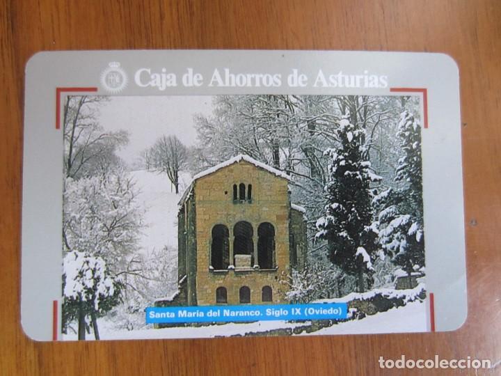 CALENDARIO FOURNIER-CAJA DE AHORROS DE ASTURIAS-DEL 1987 VER FOTOS (Coleccionismo - Calendarios)