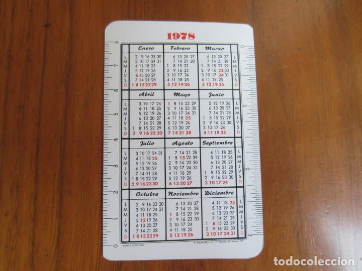 Coleccionismo Calendarios: CALENDARIO FOURNIER-BANCOTRANS-DEL 1978 VER FOTOS - Foto 2 - 228091883