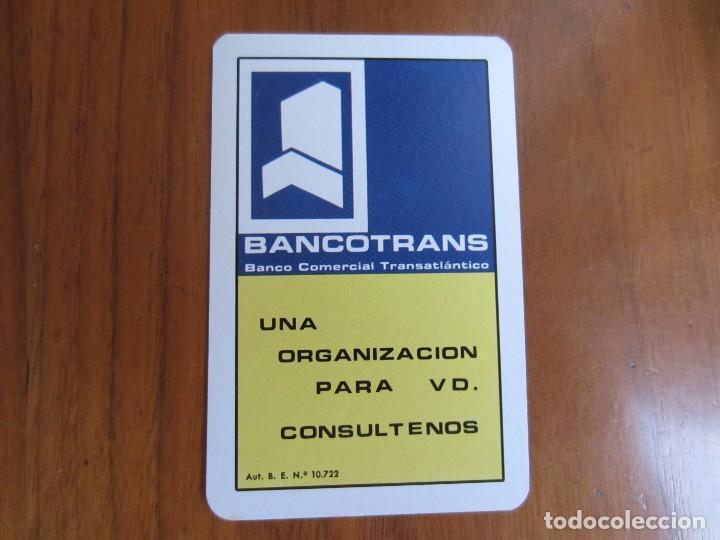 CALENDARIO FOURNIER-BANCOTRANS-DEL 1977 VER FOTOS (Coleccionismo - Calendarios)