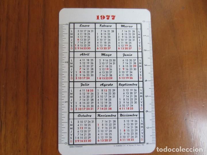 Coleccionismo Calendarios: CALENDARIO FOURNIER-BANCOTRANS-DEL 1977 VER FOTOS - Foto 2 - 228092050