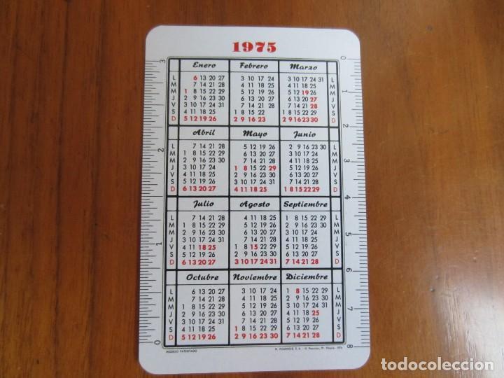 Coleccionismo Calendarios: CALENDARIO FOURNIER-CORTEDIS-DEL 1975 VER FOTOS - Foto 2 - 228092180