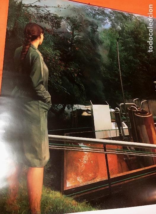 "Coleccionismo Calendarios: Calendario de PARED de Union Española de Explosivos- año 1998- CLARA GANGUTIA -"" Galdácano"" - Foto 2 - 229260395"
