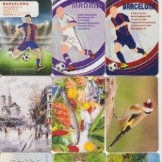 Coleccionismo Calendarios: CALENDARIOS DE SERIE - BOLSILLO, 2018-19-20. Lote 229643030