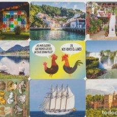 Coleccionismo Calendarios: CALENDARIOS DE SERIE - BOLSILLO, 2018-19-20. Lote 229643120