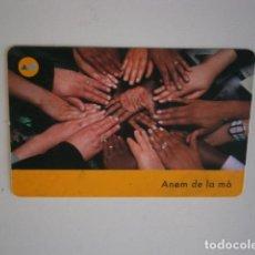 Coleccionismo Calendarios: CALENDARIO DE BOLSILLO CAM - CAJA DE AHORROS DEL MEDITERRÁNEO 2007. Lote 229655430