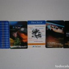 Coleccionismo Calendarios: CALENDARIO DE BOLSILLO LA CAIXA 5. Lote 229655560