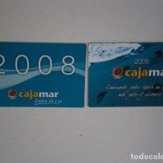 Coleccionismo Calendarios: CALENDARIO DE BOLSILLO CAJAMAR (2). Lote 229655635