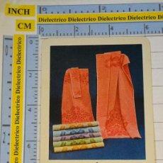 Coleccionismo Calendarios: CALENDARIO DE BOLSILLO FOURNIER. AÑO 1973. TOALLAS SIRENA. Lote 231944670