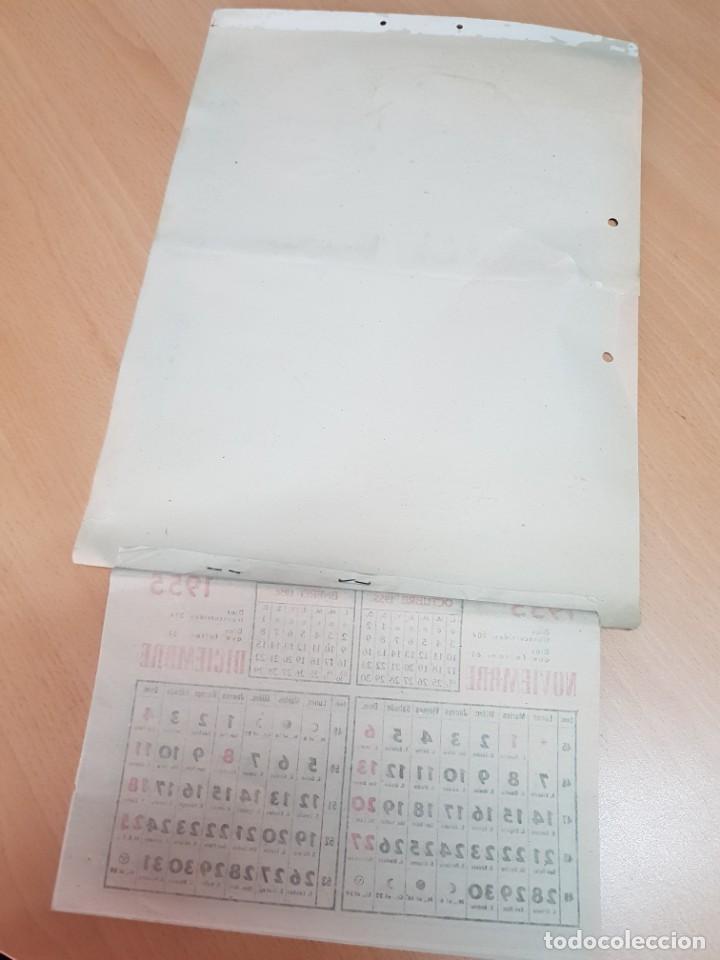 Coleccionismo Calendarios: ANTIGUO ALMANAQUE CALENDARIO DE PARED PUBLICIDAD LICORES AGUARDIENTES CARCAGENTE VALENCIA - Foto 3 - 231965980