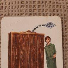 Coleccionismo Calendarios: FOURNIER 1964 MUEBLES NELPA. Lote 232731770