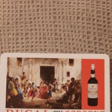 Coleccionismo Calendarios: FOURNIER 1969 DUCAL JEREZ SECO OSBORNE. Lote 232734185