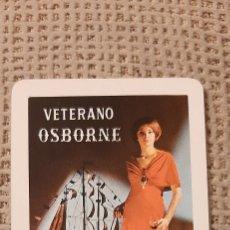 Coleccionismo Calendarios: FOURNIER 1965 VETERANO OSBORNE. Lote 232734580