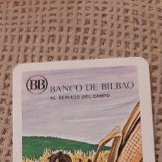 Coleccionismo Calendarios: FOURNIER BANCO DE BILBAO 1971. Lote 232748520