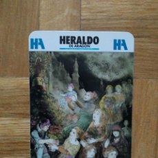 Coleccionismo Calendarios: CALENDARIO PUBLICITARIO HERALDO DE ARAGON AÑO 1998. VER FOTO ADICIONAL. Lote 233637640
