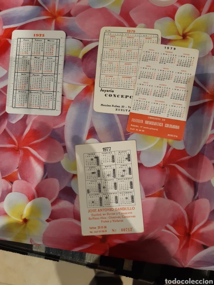 ALMANAQUES AÑOS 70, 80 Y 90 (Coleccionismo - Calendarios)