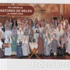 Colecionismo Calendários: CALENDARIO DE PUBLICIDAD PASTORES DE BELÉN DE PAMPLONA DEL´AÑO 2004 ESP. Lote 235290140