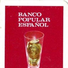 Coleccionismo Calendarios: CALENDARIO 1971 BANCO POPULAR ESPAÑOL - BANCOS. Lote 235565590