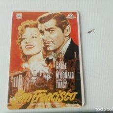 Coleccionismo Calendarios: CALENDARIO ANTIGUO PELICULA SAN FRANCISCO AÑO 1990 PUBLICIDAD VIDEO CLUB DE BILBAO. Lote 235846735