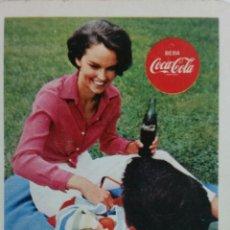 Coleccionismo Calendarios: COCA COLA CALENDARIO DE 1969 FOURNIER. Lote 236061765
