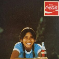 Coleccionismo Calendarios: COCA COLA CALENDARIO DE 1979 FOURNIER. Lote 236061875