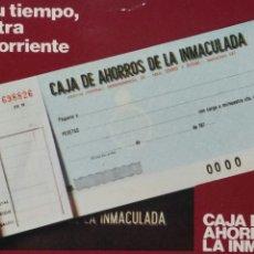 Coleccionismo Calendarios: ZARAGOZA CALENDARIO DE LA CAÍ AÑO 1979. Lote 236062655
