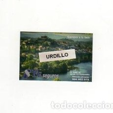 Coleccionismo Calendarios: CALENDARIO BOLSILLO - FE SEGUROS - AÑO 2021. Lote 236768290