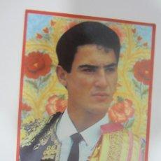 Coleccionismo Calendarios: CALENDARIO TORERO JOSÉ IGNACIO RAMOS 1997. Lote 236768560