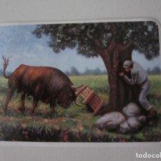 Coleccionismo Calendarios: CALENDARIO TORERO 2004. Lote 236769010