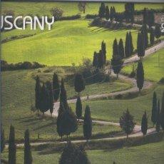 Coleccionismo Calendarios: CALENDARIO / KALENDER / CALENDRIER / CALENDAR: 2011 : TUSCANY (LA TOSCANA). Lote 237216260