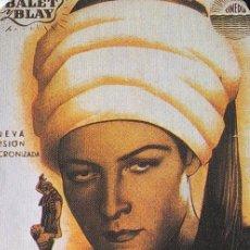 Coleccionismo Calendarios: CALENDARIO DE CINE EL HIJO EL CAID AÑO 1.988. Lote 237641230