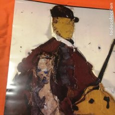 Coleccionismo Calendarios: CALENDARIO PARED U.E.E.- AÑO 2000- VELAZQUEZ COMO PRETEXTO- MANOLO VALDES-. Lote 238154460