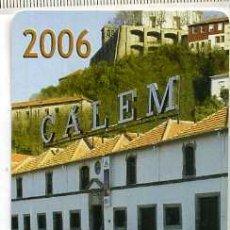 Coleccionismo Calendarios: CALENDARIO FOURNIER CAIXA NOVA 2006. Lote 238672875