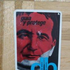 Coleccionismo Calendarios: CALENDARIO FOURNIER ANTIGUOS ALUMNOS SALESIANOS AÑO 1969. VER FOTO ADICIONAL. Lote 240579780