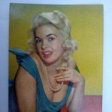 Coleccionismo Calendarios: CALENDARIO 1965. SERIE 19. Nº 2. ACTRIZ CINE. CA'N PERET, MATARO.. Lote 242367105