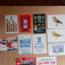 Coleccionismo Calendarios: ONCE CALENDARIOS, VARIOS AÑOS. Lote 243174170