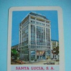 Coleccionismo Calendarios: CALENDARIO DE FOURNIER DE SANTA LUCIA S.A. AÑO 1971. Lote 243871120