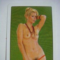 Coleccionismo Calendarios: CALENDARIO DE FOURNIER AÑO 2011 CHICAS. Lote 244452310