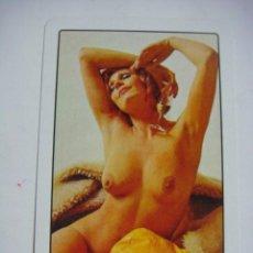 Coleccionismo Calendarios: CALENDARIO DE FOURNIER AÑO 2011 CHICAS. Lote 244453505