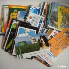 Coleccionismo Calendarios: CALENDARIOS DE BOLSILLO LOTE DE 100 CALENDARIOS DE PUBLICIDAD Nº-276. Lote 244453650