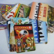Coleccionismo Calendarios: CALENDARIOS DE BOLSILLO LOTE DE 120 CALENDARIOS DE VARIOS TEMAS Nº-531. Lote 244616080